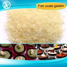 Food grade fish gelatin powder 160 bloom hydrolyzed