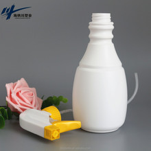 HDPE 500ml Silk-screen Eco-friendly Chemical Industrial Plastic Aerosol Bottle