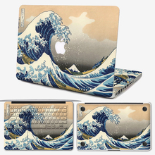 Custom printing cleaning laptop vinyl sticker for macbook pro 13.3 retina decal