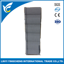 stone coated metal roof tiles-- sand coated metal roofing sheets