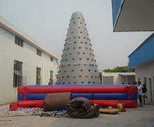 Good selling inflatable ladder climb for sale