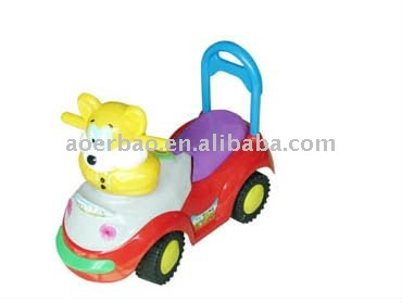 Mickey Mouse Baby Ride On Toy Car