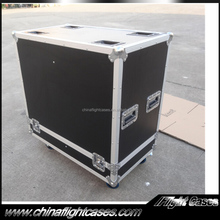 Factory Price Pro Audio Flight Case for Dual HK Audio CT115 Speaker with Caster Board