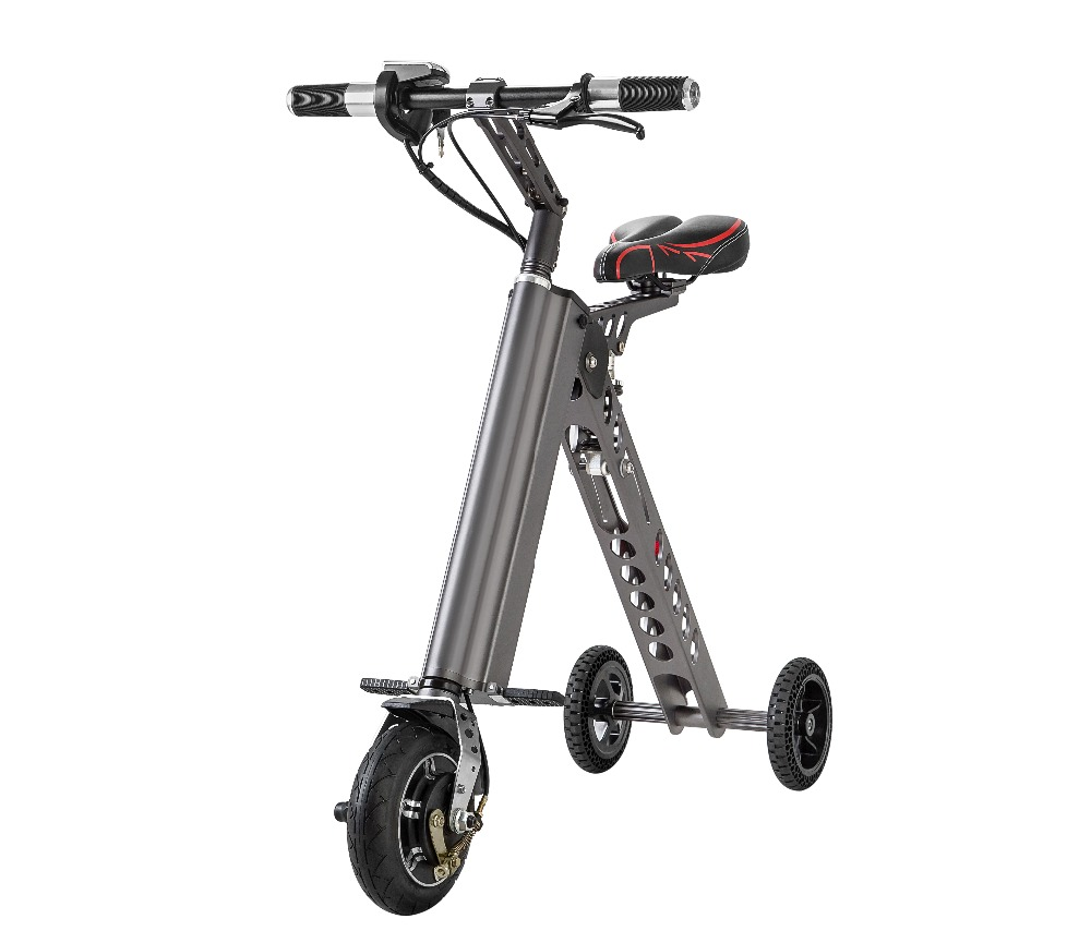3 wheel 350 Watts 48v electric tricycle scooter for adult