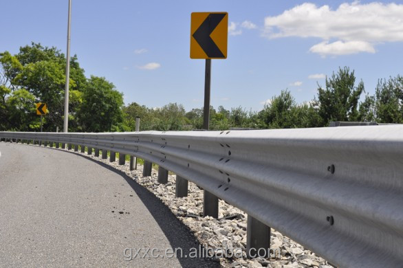 Best highway guardrail price /traffic facility /traffic project