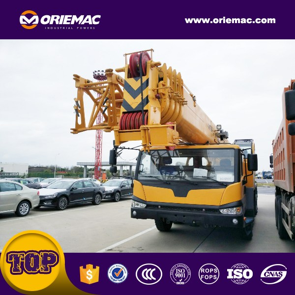 New Condition ORIEMAC QY70K-I 50 Tons 70 Tons 100 Tons Mobile Pickup Truck Crane