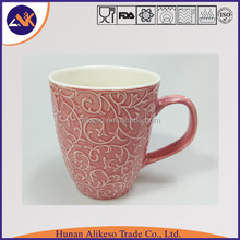 Competitive price new bone china ceramic /tea coffee mug with handle wholesaler from China manufacturer, wholesale cermaic cups