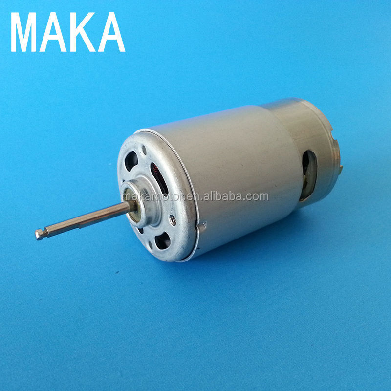 550JH permanent magnet brush micro rs-550 rs-555sh electric dc motor