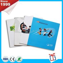 Colorful friendship staple catalogue printing company