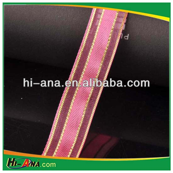 Fashion Nylon Silk Organza Ribbon Manufacturer 3/4""