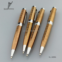 New stationery product metal gift import pen on sell