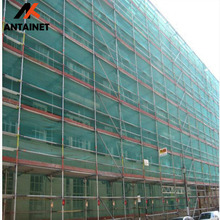 100gsm scaffolding safety net for construction building