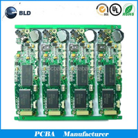 FR4 Double Sided PCB, Double Sided Copper Clad laminate PCB Board