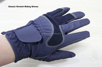 Classic stretch riding gloves
