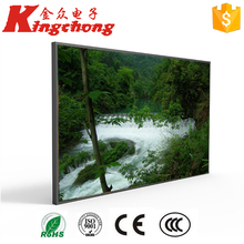 50 Inch Outdoor 2500 nits Wall Mounted Lcd Display All Weather Enclosure With LG or Samsung Panel