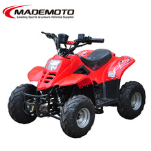 China Made kids atv four wheelers , 800w 36v kids electric quad bike mini atv with CE EA0451