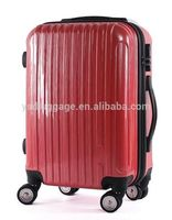 sliding shock absorption trolley case with high quality YSD016