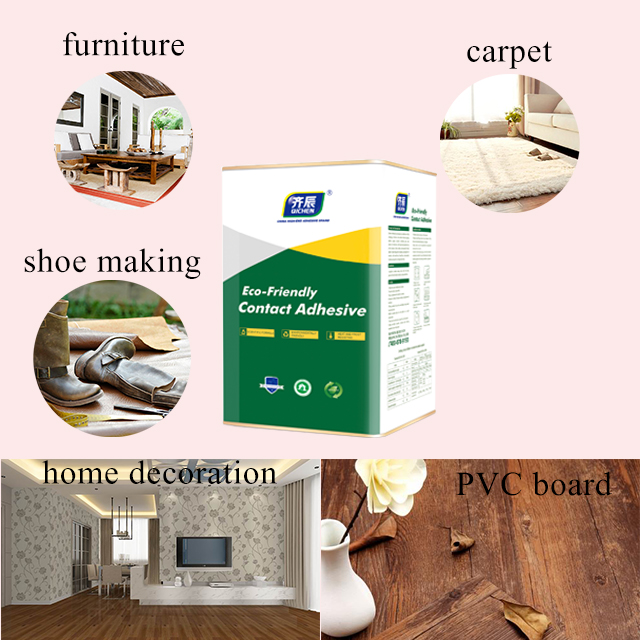 Contact Adhesive Glue Neoprene Glue For Shoes