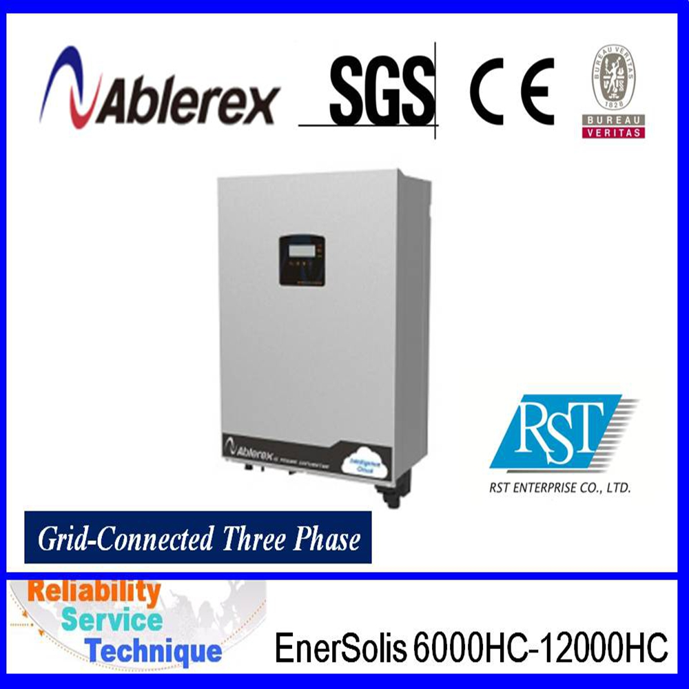 Ablerex Your Best Taiwan Solar Power Supply solar photovoltaic Inverter 6000W