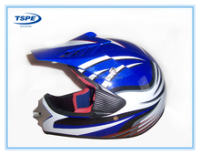 ABS material with EEC certificate motorcycle kids helmet
