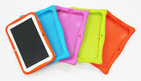 NEW ! High quality Silicon Case for 7 inch Kids Tablet PC Kids PAD Case Protector Case