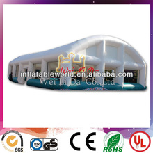 2014 hot sales inflatable tent for sports games
