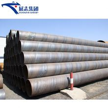 API Spec 5L Oilfield Pipeline PE Coated/SSAW Line Pipe X42, X46, X52 in oil and gas industry