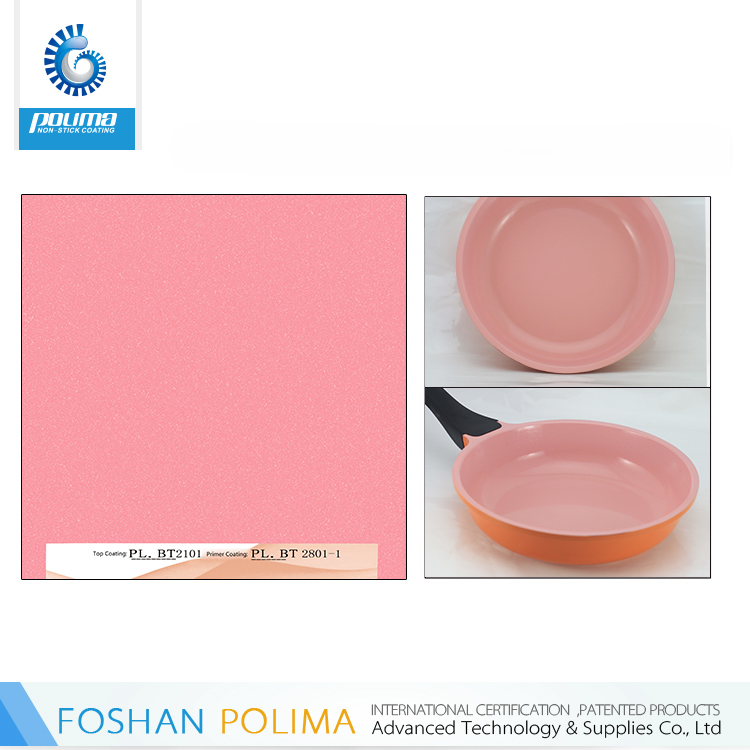 Alibaba trade assurance non stick enamel paint for cookware product