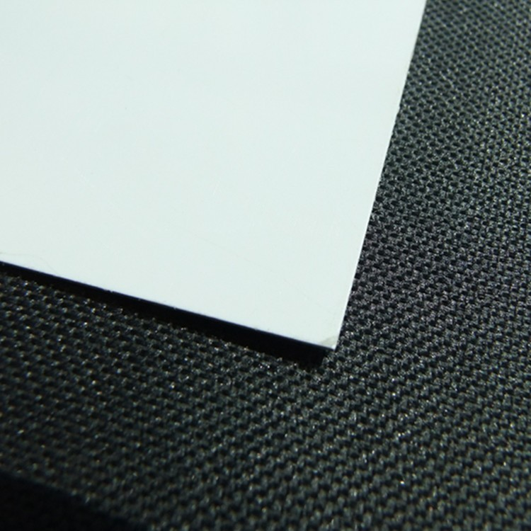 Sublimation blanks <strong>aluminum</strong> sheets 0.5mm pearlized ,pure white sublimation metal sheets 40*60CM