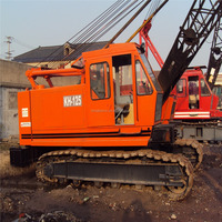 Used high quality original japan Hitachi kh125/ 35ton crawler crane in shanghai for sale!