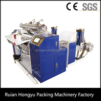 Automatic Thermal Fax Printing Paper Slitter And Rewinder Machine