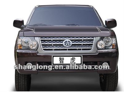 Chinease Right Hand Drive Diesel Pickup Trucks