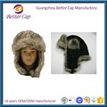 Guangzhou factory high quality winter hat style fur hat