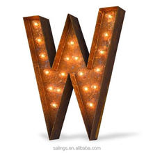 2018 new marquee letter lights/ name board led lighting/sign board designs