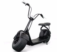Green power lithium battery fat tire harley motorbicycle harley electric mobility scooter for sale citycoco