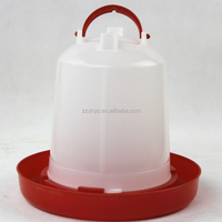 Hot sales professional plastic automatic poultry waterer