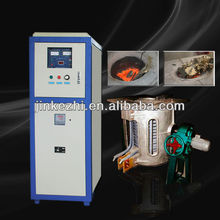 induction melting oven for iron and steel