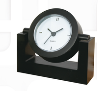 Home Decor Pretty Quartz CLock Small Digital Alarm Table Clock