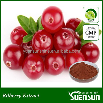 Natural cranberry juice extract powder
