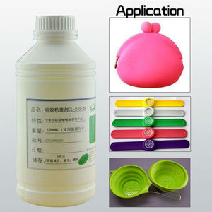 silicone vulcanizing agent heat rubber cement
