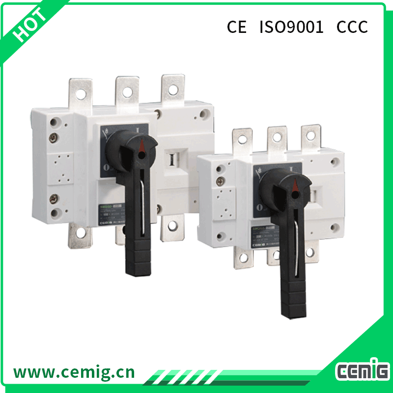 high quality & best price single-phase isolator switch outdoor 63a