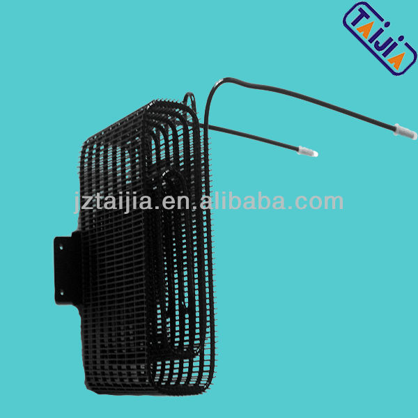 Air Cooled Spare Parts Wire Tube Condenser