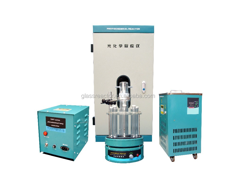 Multi-function Photochemical Reactors TOPT-V UV reactor for scientific, educational, chemical and healthcare