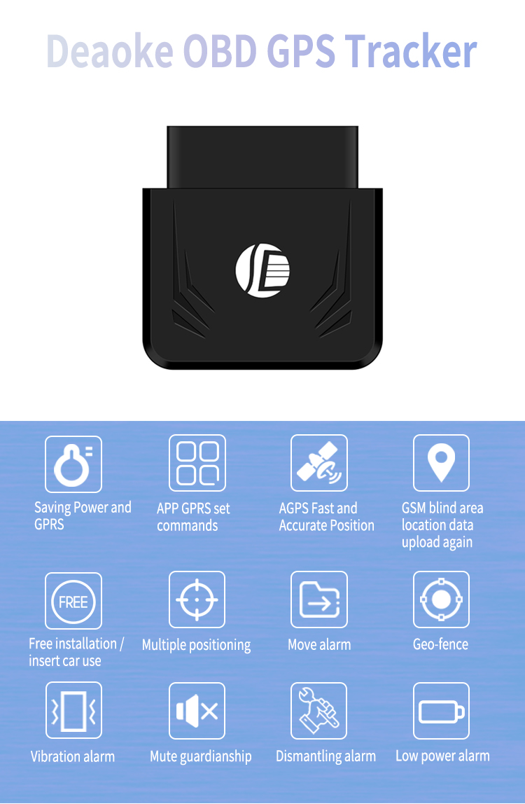Newest Best Quality Mini Car obd ii gps tracker tk306 remotely reading odometer sim card Android IOS System with Google Map