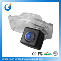 Rearview backup car camera for honda civic with original lamp