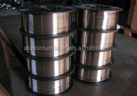 er4047 er4043 er1070 er1100 aluminum welding wire straight bar resistance to seawater for thick material
