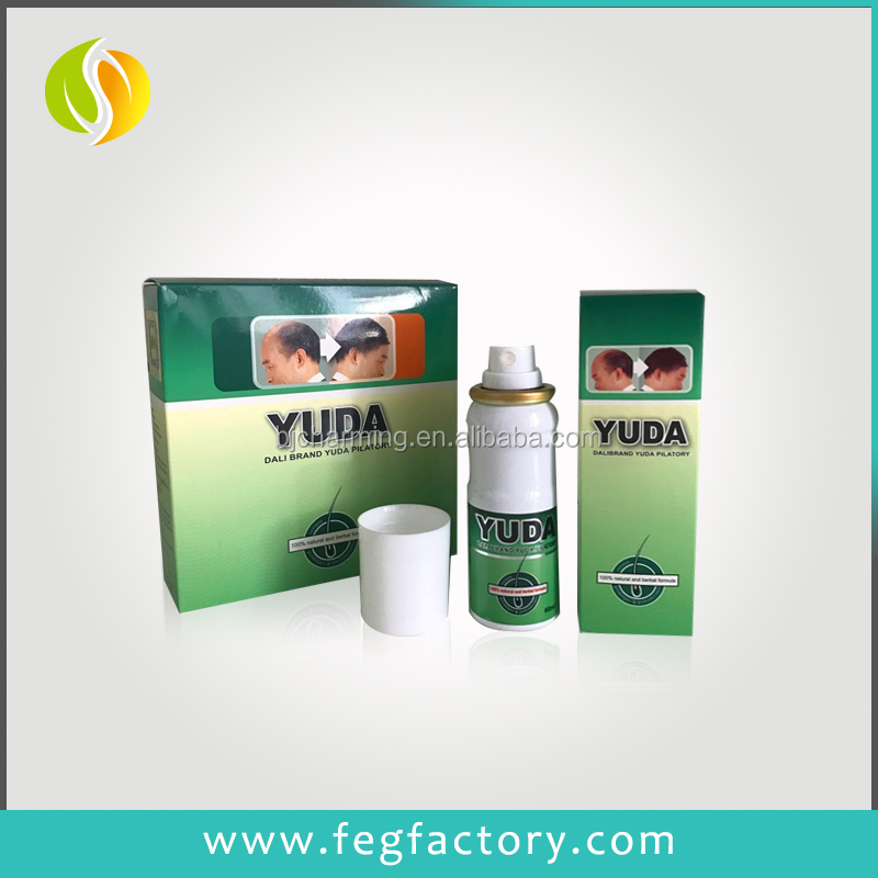 Original manufacturer offer high margin products magic Yuda hair growth spray