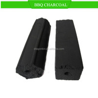Machine made Sawdust briquette charcoal