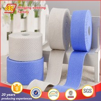 2016 new eco-friendly customized colorful cotton tape