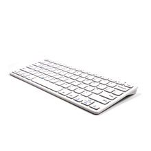 factory Oem slim QWERTY AZERTY Layout Bluetooth Wireless Keyboard For iPad
